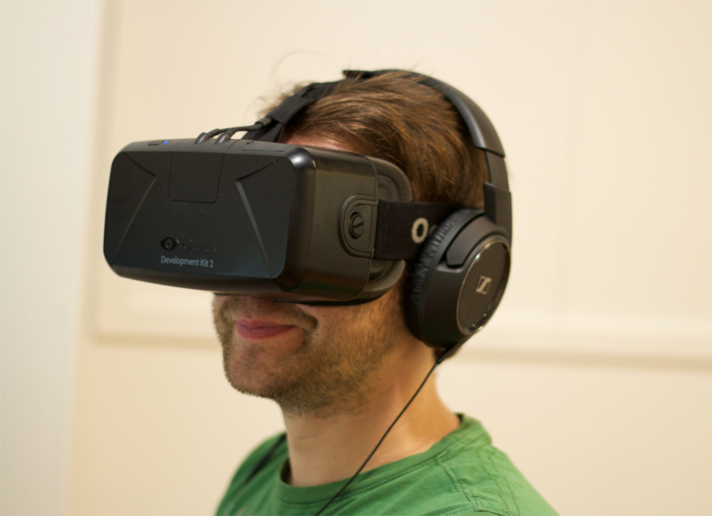 Using Oculus Rift